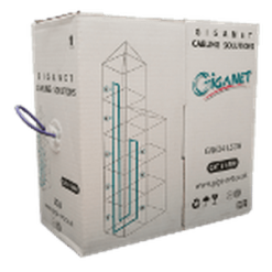 Giganet Cat 6 UTP Pure Copper Ethernet Cable 305M