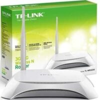 Tp-Link 3G/4G Wireless N Router TL-MR3220