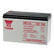 Yuasa 7Ah 12V UPS Battery NP7-12L kenya