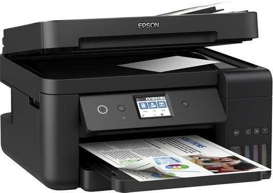 Epson L6170 Wi-Fi Duplex All-in-One Ink Tank Printer.